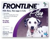 Frontline Plus at Amazon.com